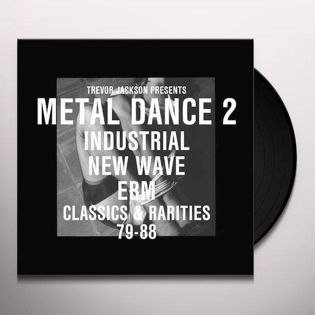 Trevor Jackson Presents Metaldance 2 / Various Vinyl Record