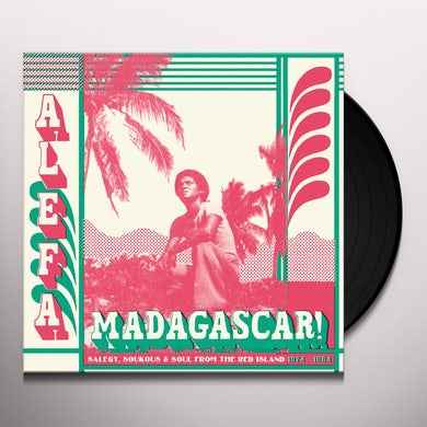 ALEFA MADAGASCAR / VARIOUS Vinyl Record