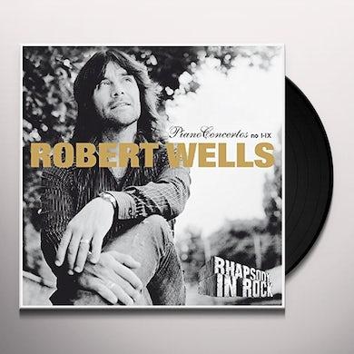 Robert Wells PIANO CONCERTOS NO. I-IX Vinyl Record