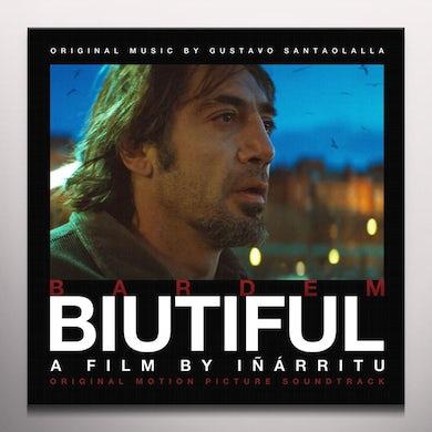 GUSTAVO SANTAOLALLA BIUTIFUL / Original Soundtrack Vinyl Record