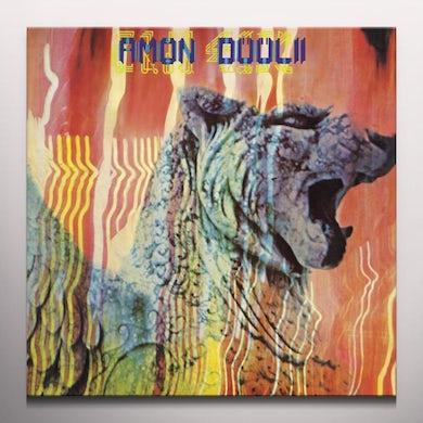 Amon Duul Ii WOLF CITY Vinyl Record