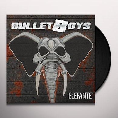 ELEFANTE Vinyl Record