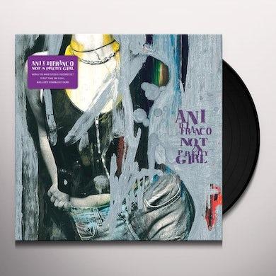 Ani Difranco NOT A PRETTY GIRL Vinyl Record