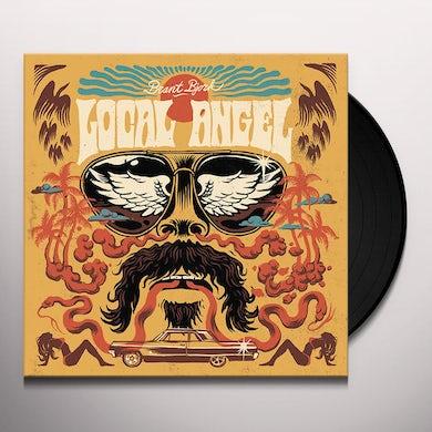 Brant Bjork LOCAL ANGEL Vinyl Record