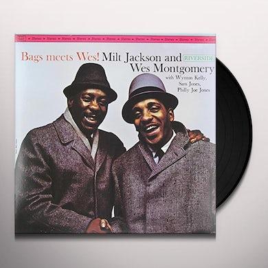 Milt Jackson BAGS MEETS WES Vinyl Record - 180 Gram Pressing