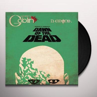 Claudio Simonetti DAWN OF THE DEAD - Original Soundtrack Vinyl Record
