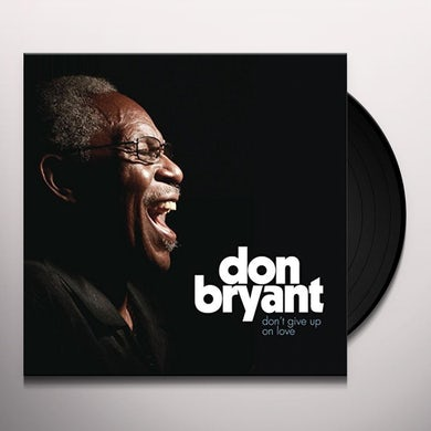 DON'T GIVE UP ON LOVE Vinyl Record