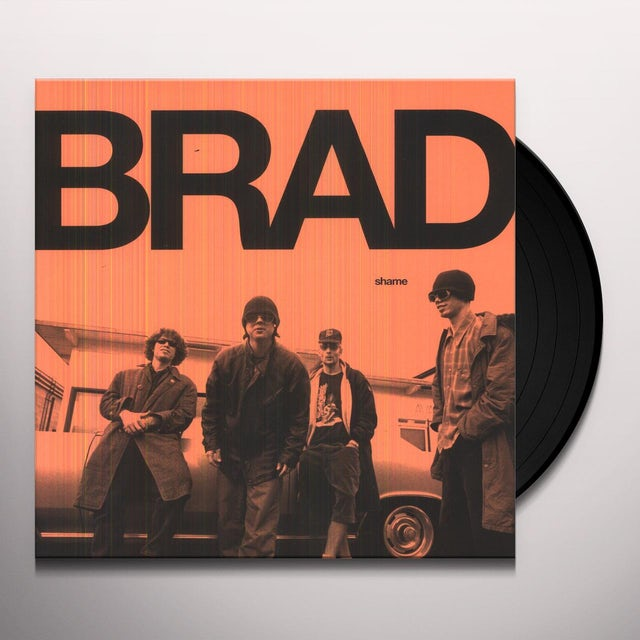 Brad SHAME Vinyl Record