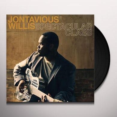 Jontavious Willis SPECTACULAR CLASS Vinyl Record