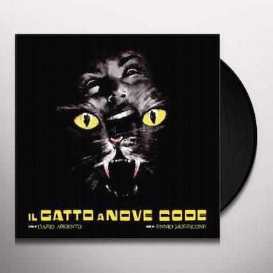 Ennio   Morricone IL GATTO A NOVE CODE / Original Soundtrack Vinyl Record