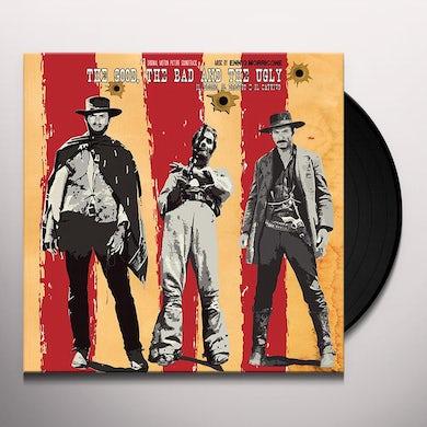 Ennio Morricone IL BUONO IL BRUTTO IL CATTIVO / Original Soundtrack Vinyl Record