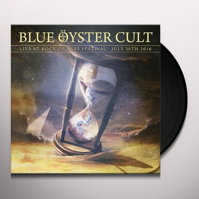 Blue Oyster Cult LIVE AT ROCK OF AGES FESTIVAL 2016 Vinyl Record