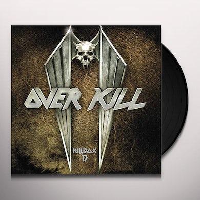 Overkill KILLBOX 13 Vinyl Record - UK Release