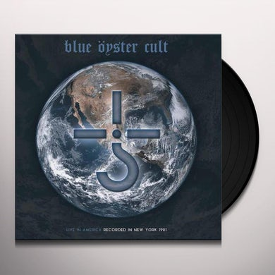 Live In America Vinyl Record