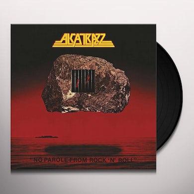 Alcatrazz NO PAROLE FROM ROCK N ROLL Vinyl Record - UK Release