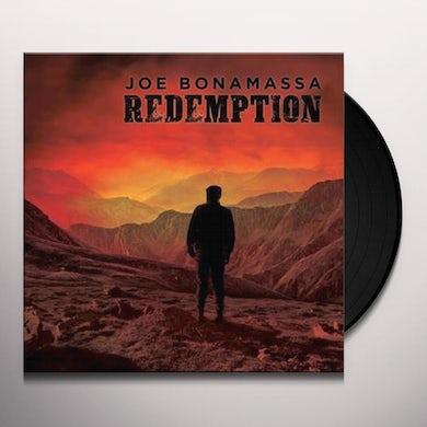 Joe Bonamassa Redemption (2 LP) Vinyl Record