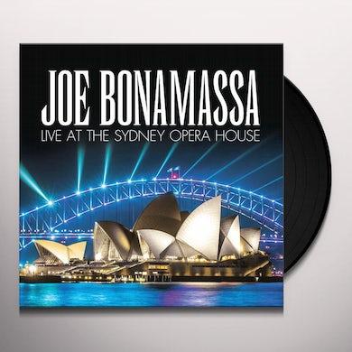 Joe Bonamassa LIVE AT THE SYDNEY OPERA HOUSE Vinyl Record