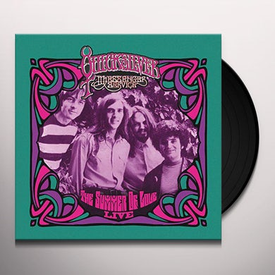 LIVE FROM THE SUMMER OF LOVE Vinyl Record