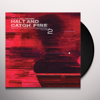 Halt and Catch Fire: Vol. 2 (OST) Vinyl Record