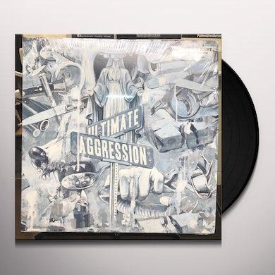 ULTIMATE AGGRESSION Vinyl Record