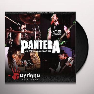 Pantera LIVE AT DYNAMO OPEN AIR 1998 Vinyl Record