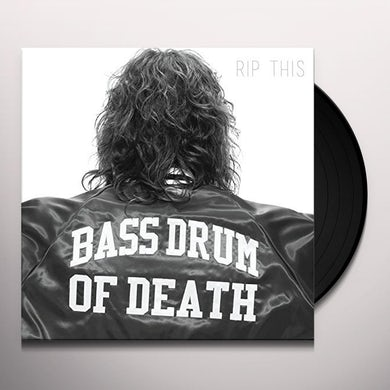 Bass Drum Of Death RIP THIS Vinyl Record