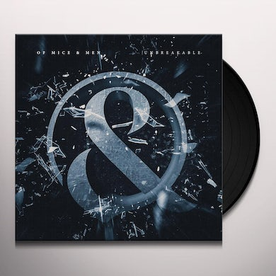 Of Mice And Men UNBREAKABLE / BACK TO ME Vinyl Record
