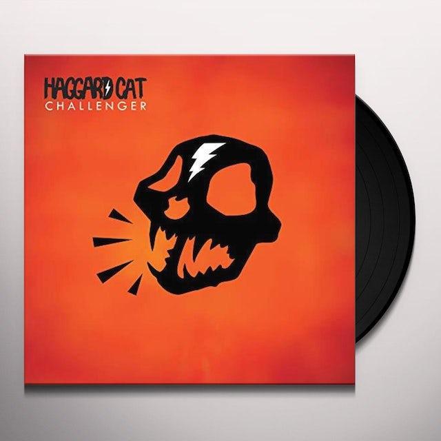 Haggard Cat CHALLENGER Vinyl Record