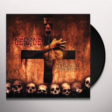 Deicide STENCH OF REDEMPTION Vinyl Record