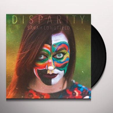 Sarah Longfield DISPARITY Vinyl Record