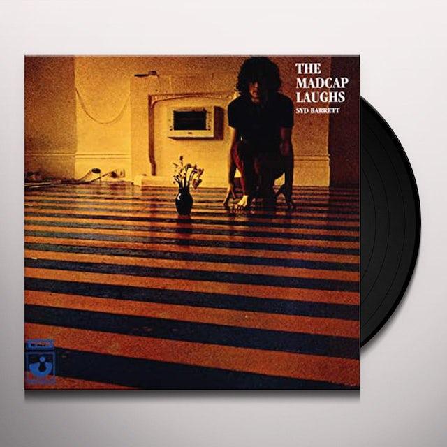 Syd Barrett MADCAP LAUGHS Vinyl Record
