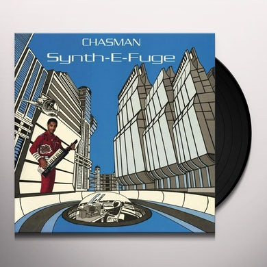 Chasman SYNTH-E-FUGE Vinyl Record