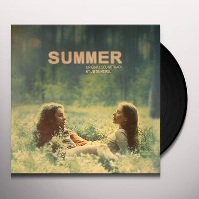 JB Dunckel SUMMER / Original Soundtrack Vinyl Record