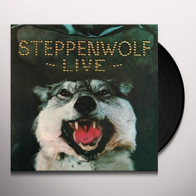 Steppenwolf Live (180 Gram Audiophile Vi Vinyl Record