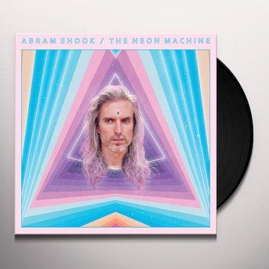 Abram Shook THE NEON MACHINE Vinyl Record