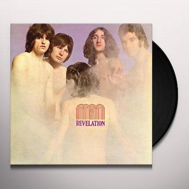 Man Revelation (Limited Purple Vinyl Edition Vinyl Record