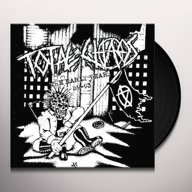 Total Chaos EARLY YEARS Vinyl Record