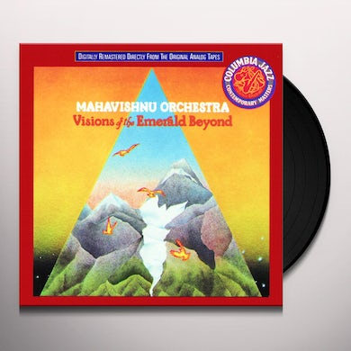 VISIONS OF THE EMERALD BEYOND Vinyl Record