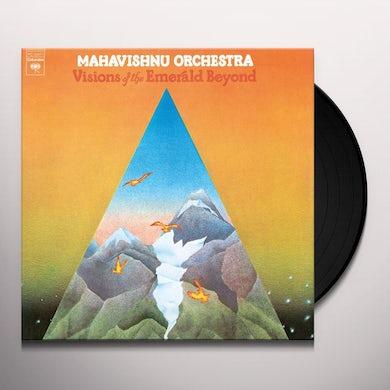 Mahavishnu Orchestra VISIONS OF THE EMERALD BEYOND Vinyl Record