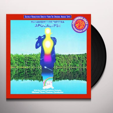 Mahavishnu Orchestra APOCALYPSE Vinyl Record