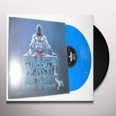 Warrant  ENFORCER Vinyl Record