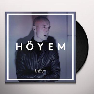 Sivert Hoyem ENDLESS LOVE Vinyl Record