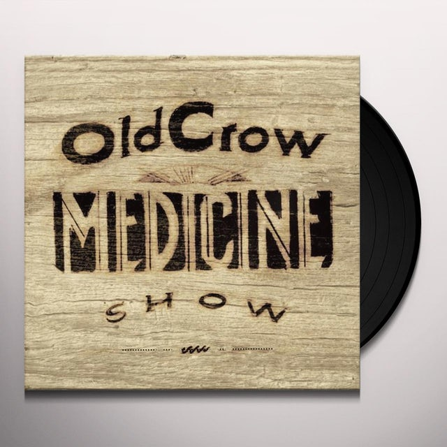 Old Crow Medicine Show CARRY ME BACK Vinyl Record