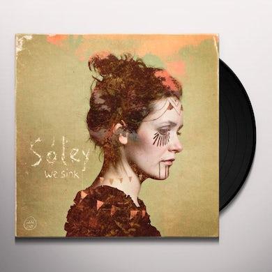WE SINK Vinyl Record