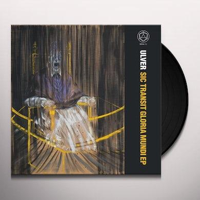 SIC TRANSIT GLORIA MUNDI Vinyl Record