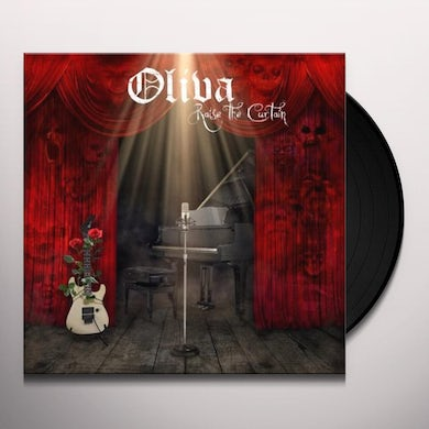 Oliva RAISE THE CURTAIN Vinyl Record