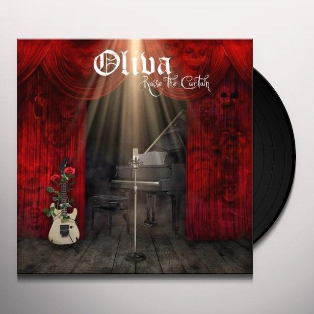 Oliva RAISE THE CURTAIN Vinyl Record