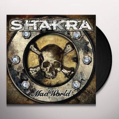 Shakra MAD WORLD (CLEAR ORANGE VINYL) Vinyl Record