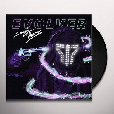 SMASH INTO PIECES EVOLVER Vinyl Record