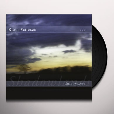 Klaus Schulze SHADOWLANDS Vinyl Record